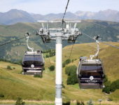 Skyvall : liaison directe vers les sommets !